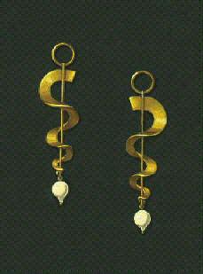 Rendering art jewelry designs Sarantos